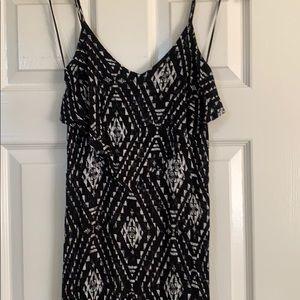 Maxi dress size small